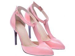 Женские туфли For Style 1003пудра