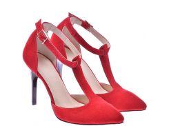 Женские туфли For Style 1003красз