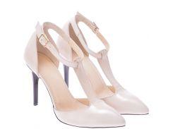 Женские туфли For Style 1003беж
