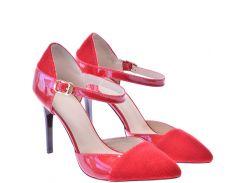 Женские туфли For Style 1002красзл