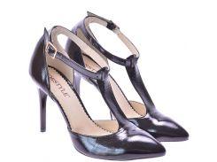 Женские туфли For Style 1003лак