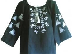 Вышиванка женская рубашка LV-105