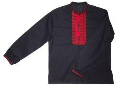 Вышиванка мужская рубашка MV-9