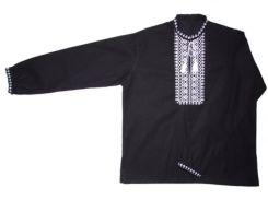 Вышиванка мужская рубашка MV-10