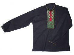 Вышиванка мужская рубашка MV-11