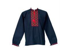 Вышиванка мужская рубашка MV-14