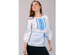 Вышиванка женская блуза LS-12