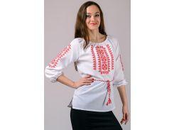 Вышиванка женская блуза LS-11