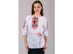 Вышиванка женская блуза LS-10
