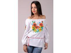 Вышиванка женская блуза LS-8