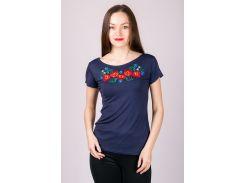 Вышиванка женская футболка LVF-1