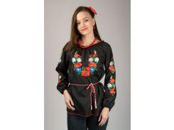 Вышиванка женская блуза LS-1