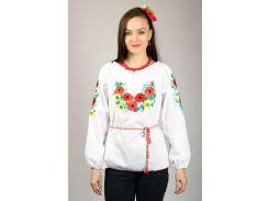 Вышиванка женская блуза LS-3