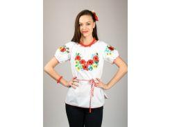 Вышиванка женская блуза LS-5