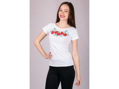 Вышиванка женская футболка LVF-3