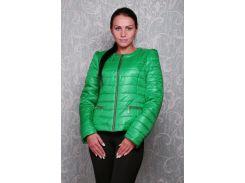 Куртка женская К 23 зеленая OZZE