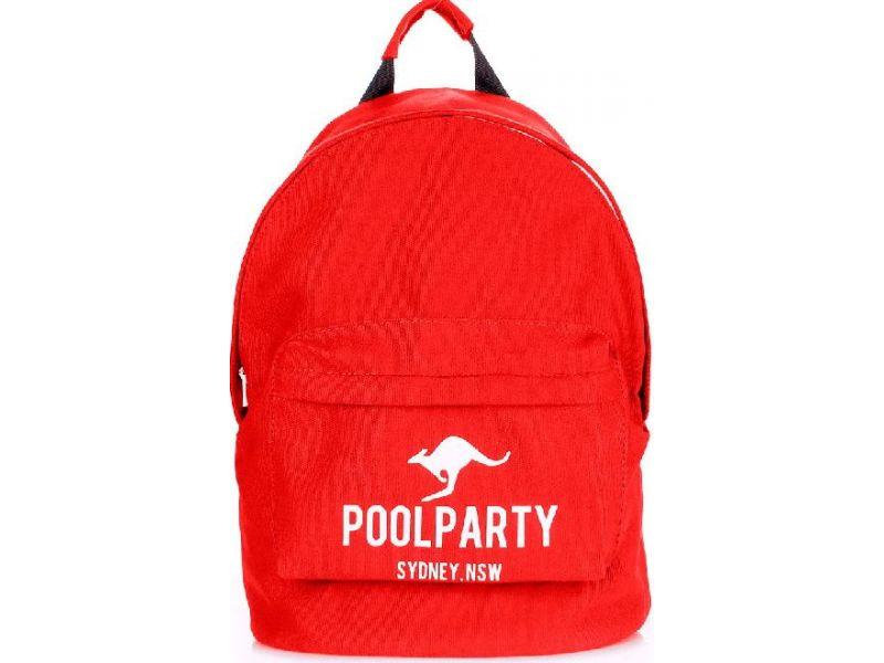 217262f83563 Ярко-красный современный брендовый городской рюкзак купить недорого ...
