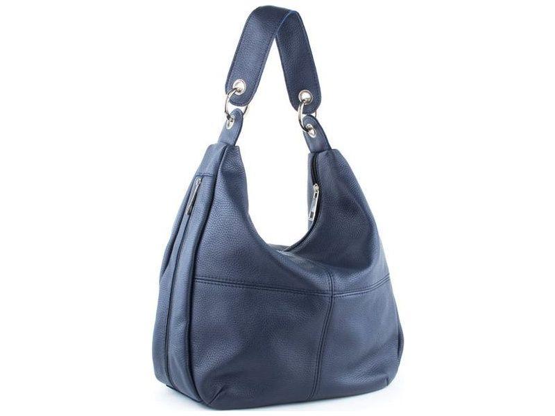 9511eb2671a3 Оригинальная и привлекательная синяя женская сумка из натуральной кожи  флотар Киев