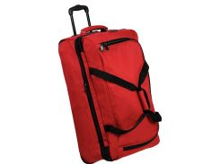 Members Expandable Wheelbag Extra Large 115/137 Red