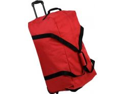 Members Holdall On Wheels Extra Large 144 Red