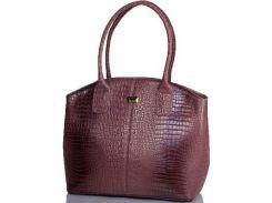 Розово-коричневая с переливом женская сумка для женщин с шармом