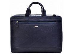 Современная синяя кожаная сумка-портфель Desisan 1347 флоатар