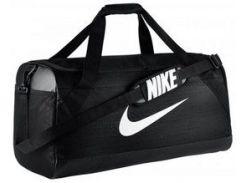 Черная спортивная сумка Nike NK BRSLA L DUFF