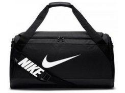 Спортивная черная сумка Nike NK BRSLA M DUFF