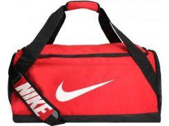 Универсальная красная спортивная сумка с вентилируемым отделением для обуви