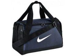 Удобная синяя спортивная Nike NK BRSLA XS DUFF
