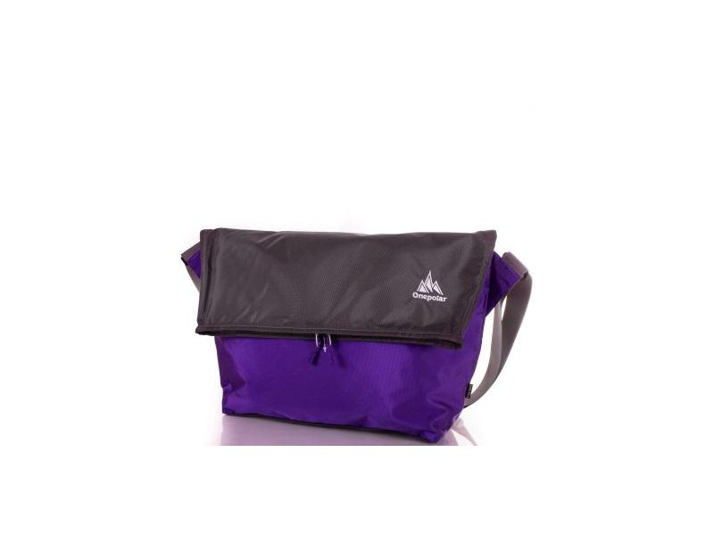 eaf4715086d3 Женская спортивная сумка через плечо ONEPOLAR (ВАНПОЛАР) W5637-violet Киев