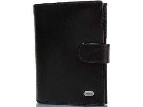 Мужской кожаный кошелек с органайзером для документов DESISAN (ДЕСИСАН) SHI072-1GL Киев