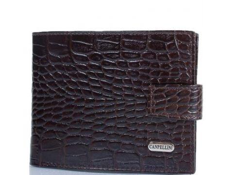 Мужской кожаный кошелек CANPELLINI (КАНПЕЛЛИНИ) SHI503-11 Киев