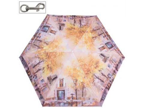 Зонт женский облегченный компактный механический ZEST (ЗЕСТ) Z253625-9067 Киев