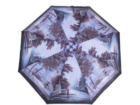 Зонт женский компактный механический ZEST (ЗЕСТ) Z25525-2198 Киев