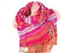 Лучший корпоративный подарок к праздникам шарф зимний вискоза VENERA (ВЕНЕРА)