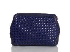 Женская сумка-клатч из качественного кожезаменителя и натуральной замши ANNA&LI (АННА И ЛИ)