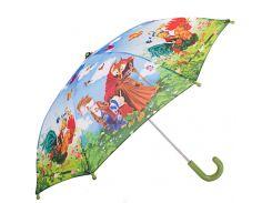 Зонт-трость облегченный детский механический ZEST (ЗЕСТ)