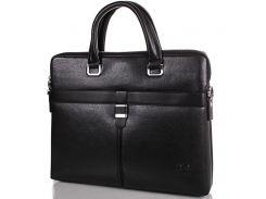 """Мужская сумка из качественного кожезаменителя с карманом для ноутбука 13,3"""" BONIS (БОНИС), коллекция JIN DIAO"""