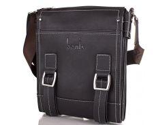 Мужская сумка-планшет из качественного кожезаменителя BONIS (БОНИС)