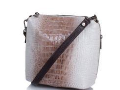 Женская кожаная мини-сумка DESISAN (ДЕСИСАН)