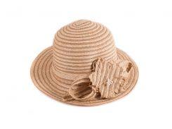 Шляпа женская ETERNO (ЭТЕРНО) EH-64-beige