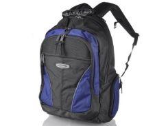 Мужской рюкзак с отделением для ноутбука ONEPOLAR (ВАНПОЛАР) W1077-navy