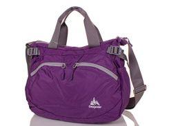 Женская спортивная сумка через плечо ONEPOLAR (ВАНПОЛАР) W5220-violet
