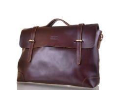 Мужской кожаный портфель ETERNO (ЭТЭРНО) ET3122-3-brown