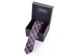 Мужской узкий шелковый галстук ETERNO (ЭТЕРНО) EG652