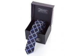 Мужской узкий шелковый галстук ETERNO (ЭТЕРНО) EG655