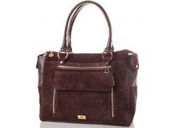 Женская сумка из натуральной замши и качественного кожезаменителя ETERNO (ЭТЕРНО) ETMS0592-10