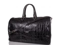 Кожаная мужская дорожная сумка DESISAN (ДЕСИСАН) SHI505-D-2KR