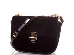 Женская сумка из экокожи и натуральной замши EUROPE MOB (ЮЭРОП МОБ) EM0036